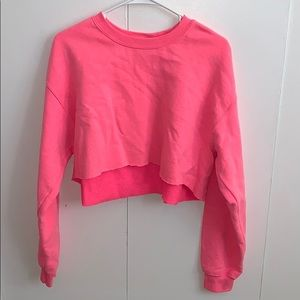 Pretty little thing women's crop top Size Small